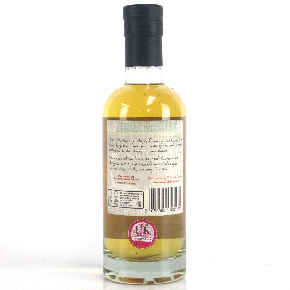Benrinnes That Boutique-y Whisky Company 18 Year Old Batch #3