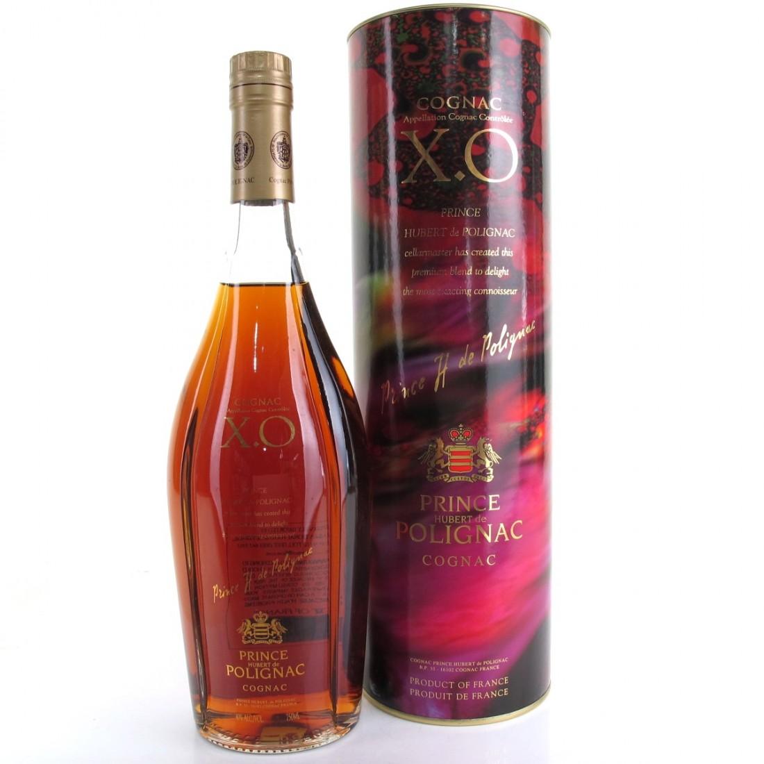 Prince Hubert de Polignac XO Cognac 75cl / US Import