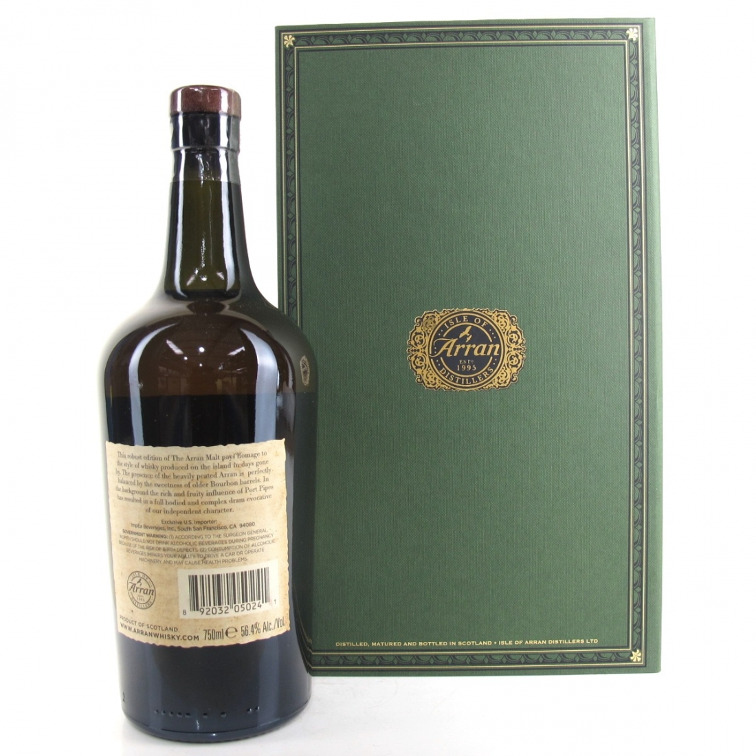Arran Smugglers' Series Volume 1 / The Illicit Stills US Import