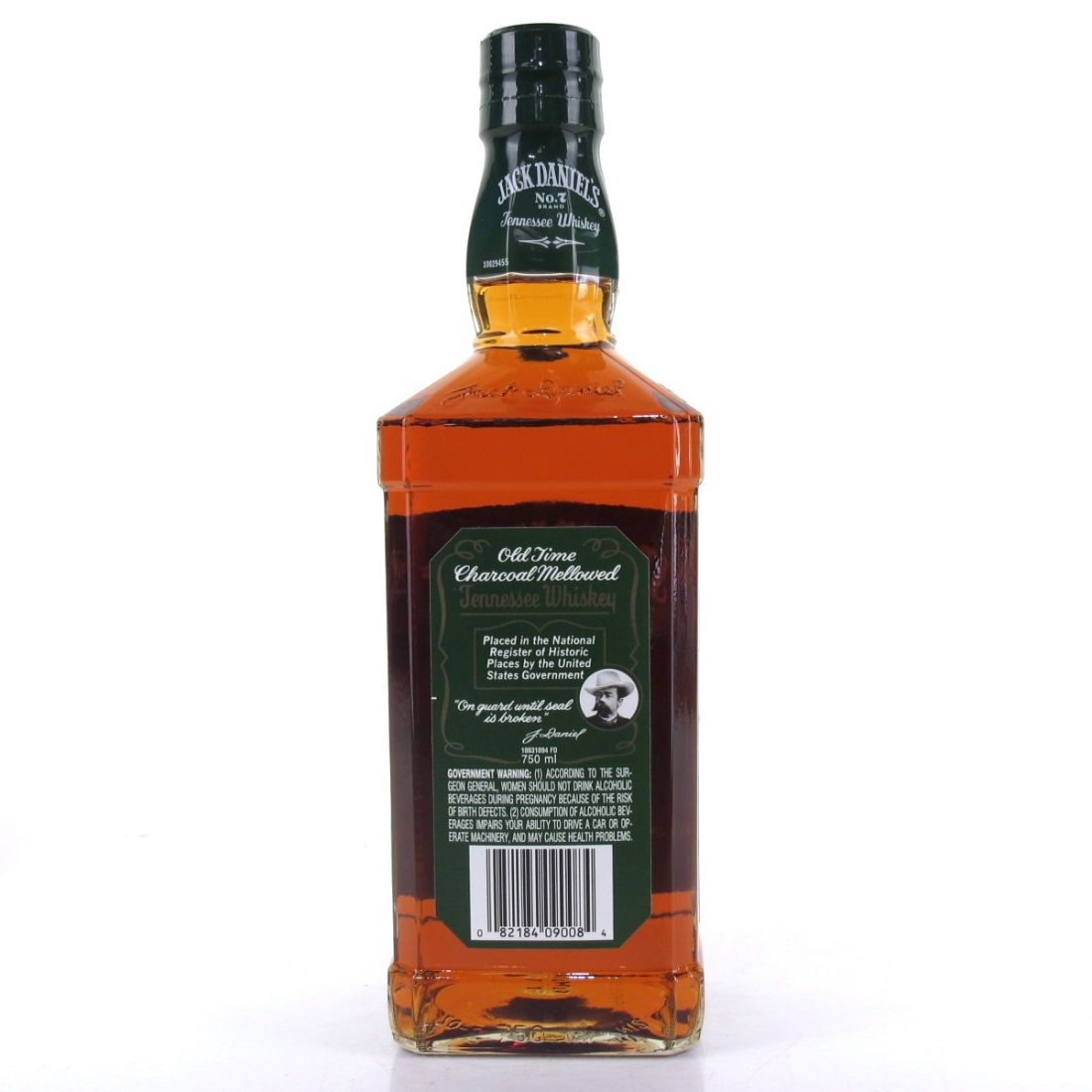 Jack Daniel's Green Label 75cl / US Import