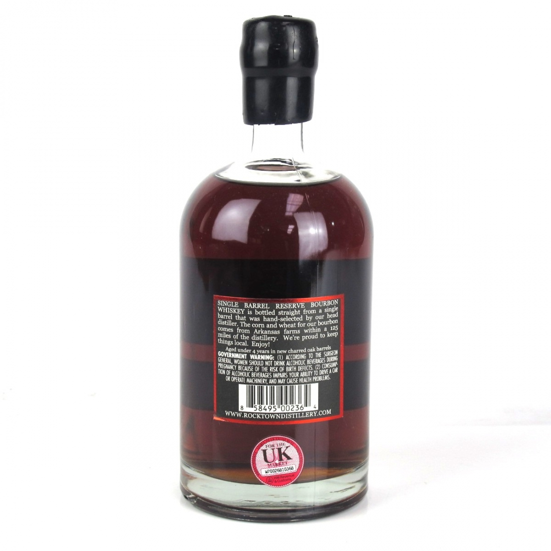 Rock Town Single Barrel Bourbon #190