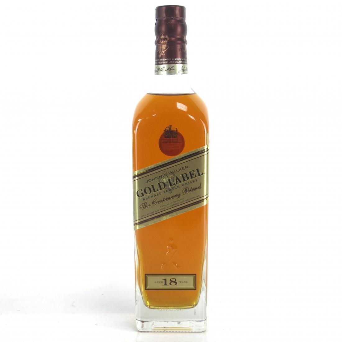 Johnnie Walker Gold Label 18 Year Old / Centenary Blend