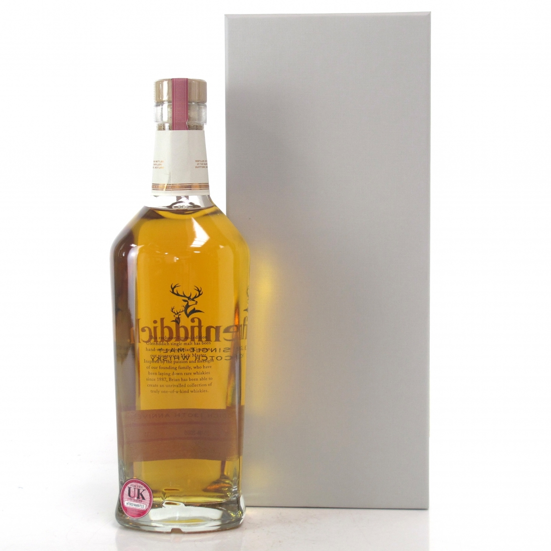 Glenfiddich 21 Year Old Rare Cask Distillery Exclusive