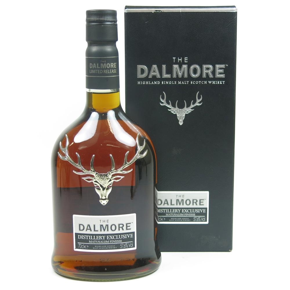 Dalmore 1995 Distillery Exclusive Matusalem Finesse