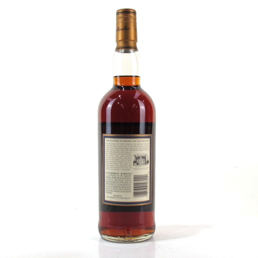 Macallan 18 Year Old 1981 75cl / US Import