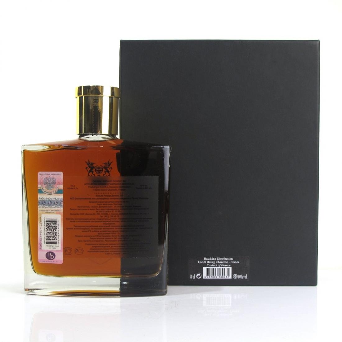 R. Delisle Grande Champagne XO Cognac