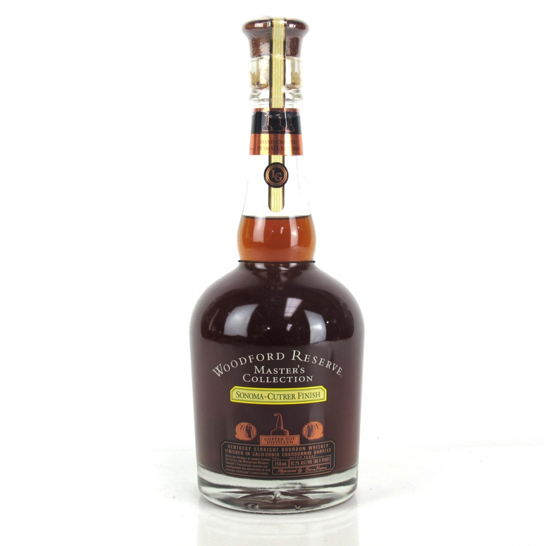 Woodford Reserve Master's Collection / Sonoma-Cutrer Finish