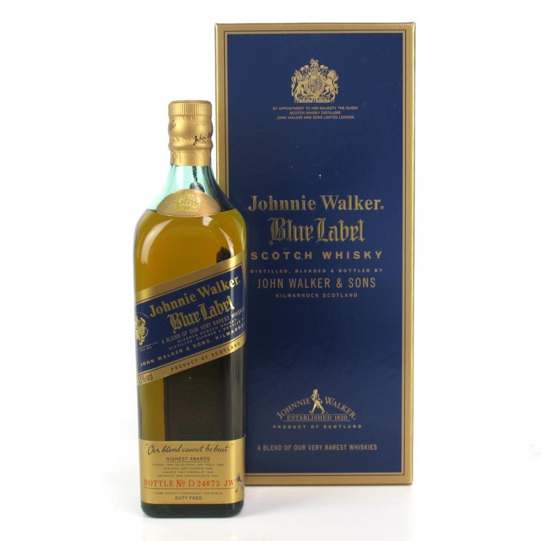 Johnnie Walker Blue Label 75cl