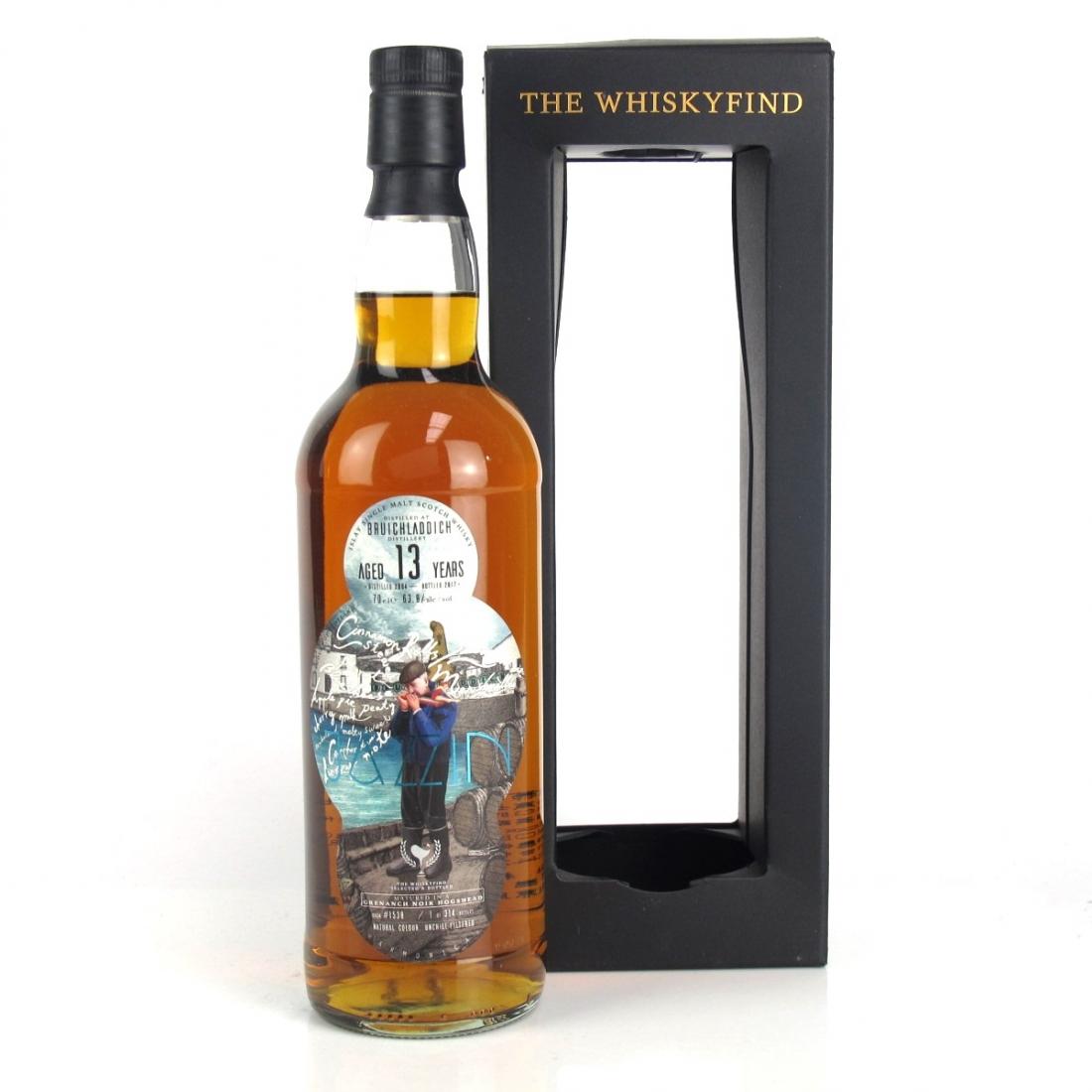 Bruichladdich 2004 Whisky Find 13 Year Old