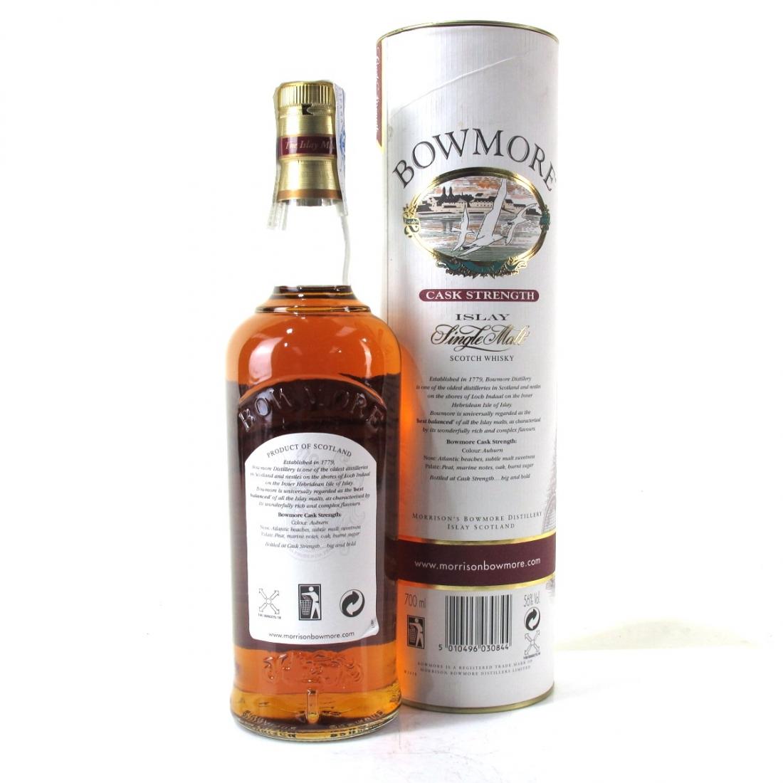 Bowmore Cask Strength