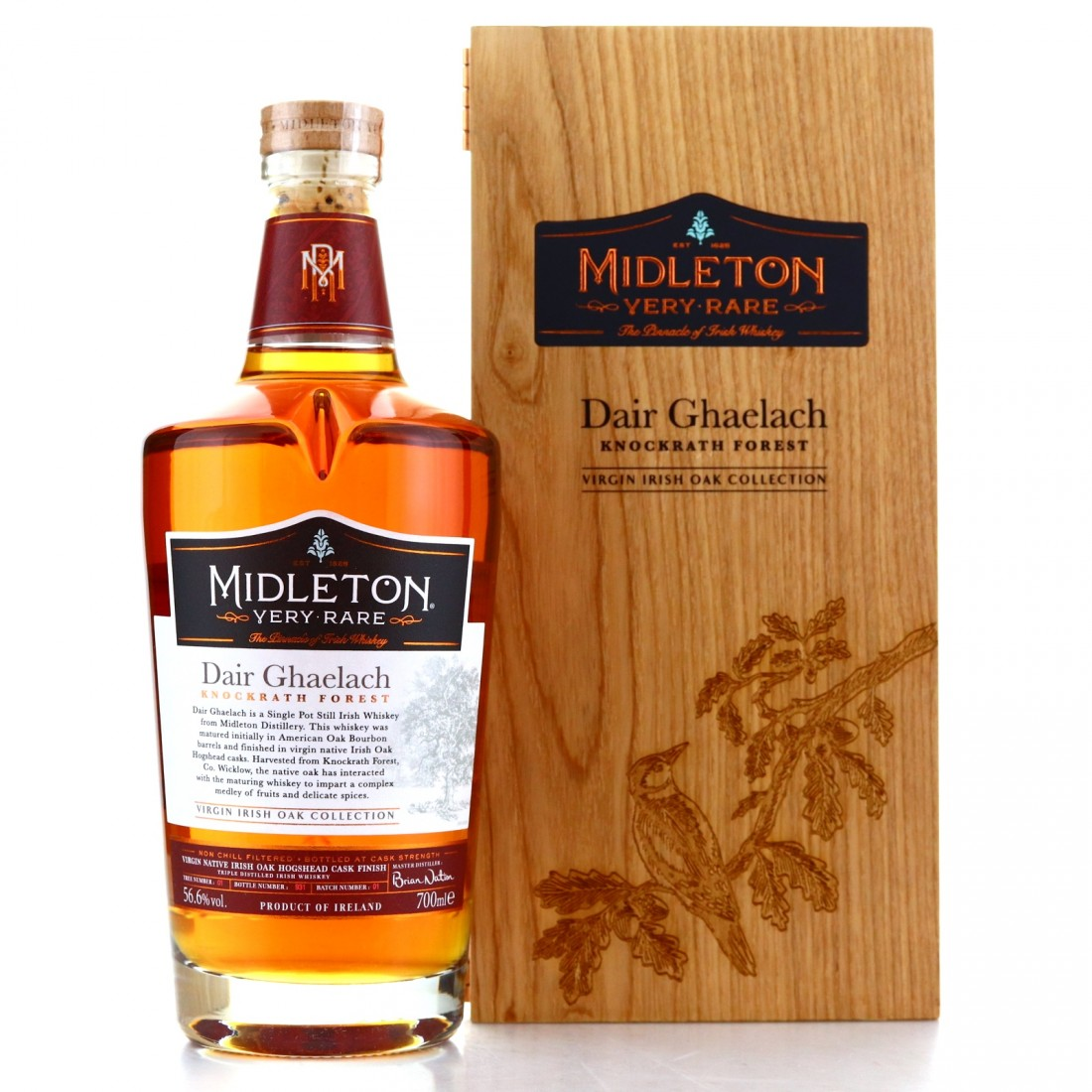 Midleton Dair Ghaelach Knockrath Forest Tree No.1