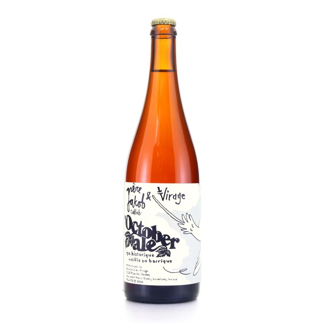 Brasserie du Virage October Ale