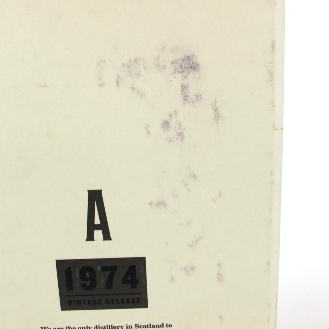 Auchentoshan 1974 Single Cask 37 Year Old