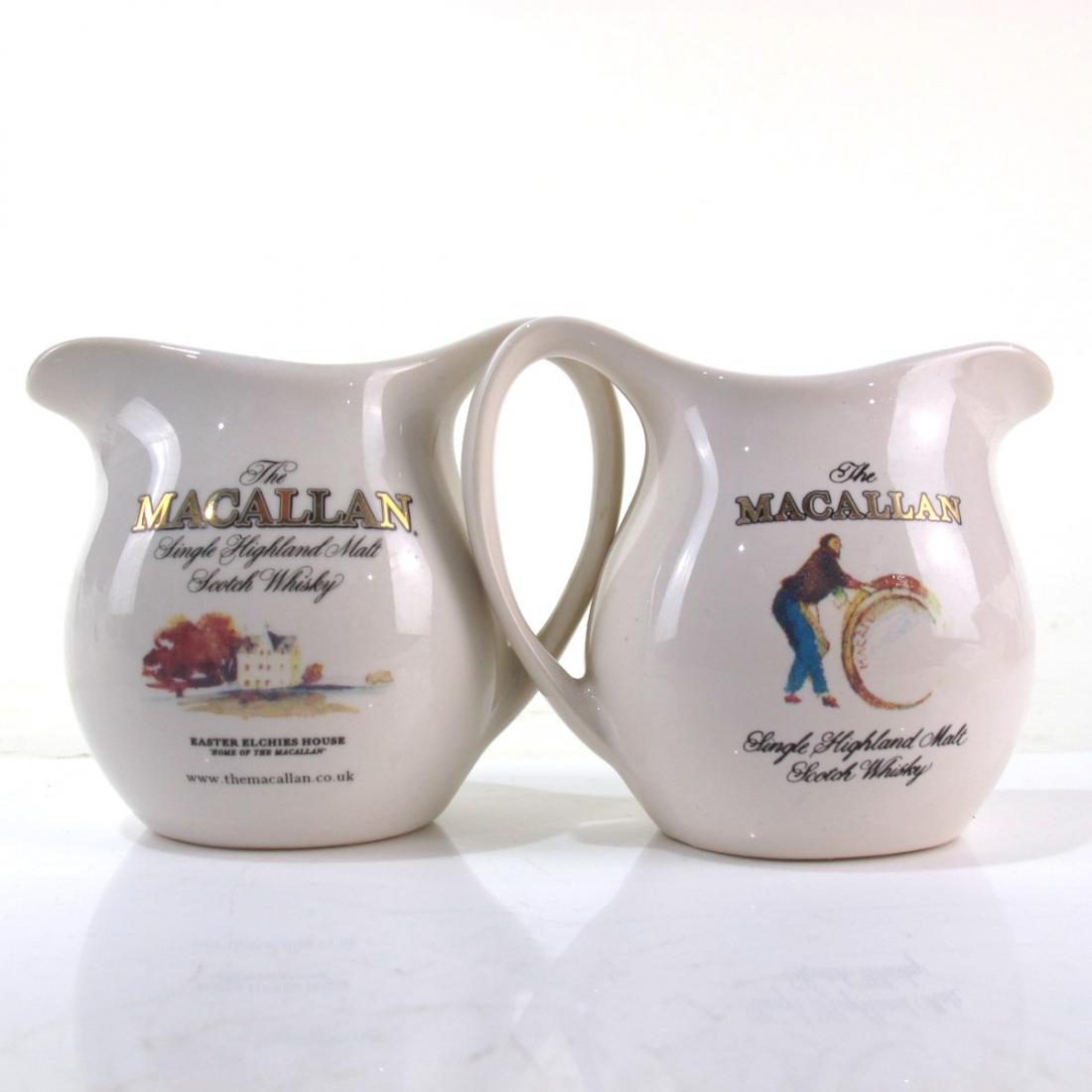 Macallan Water Jugs x 2