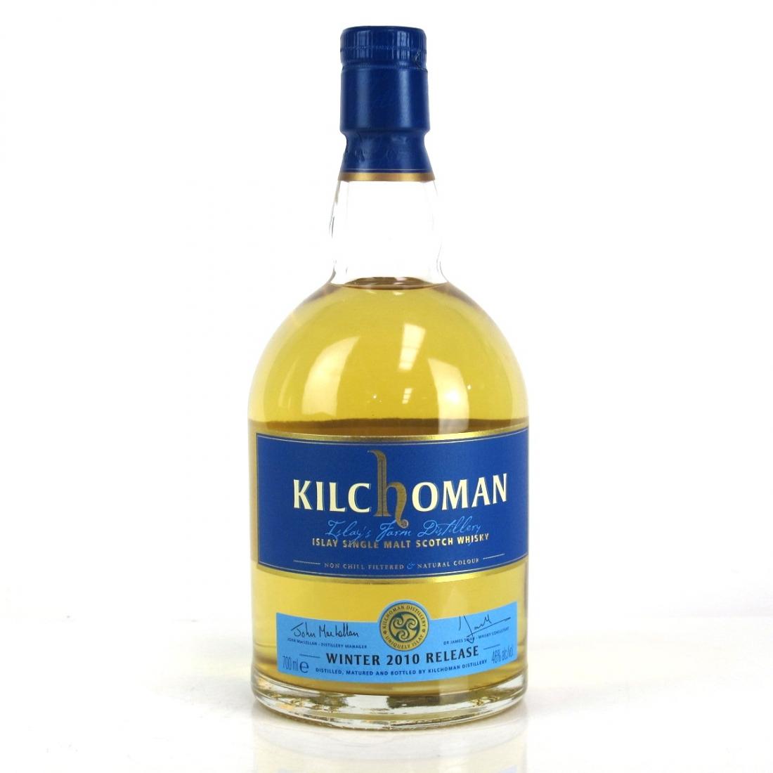 Kilchoman Winter Release 2010