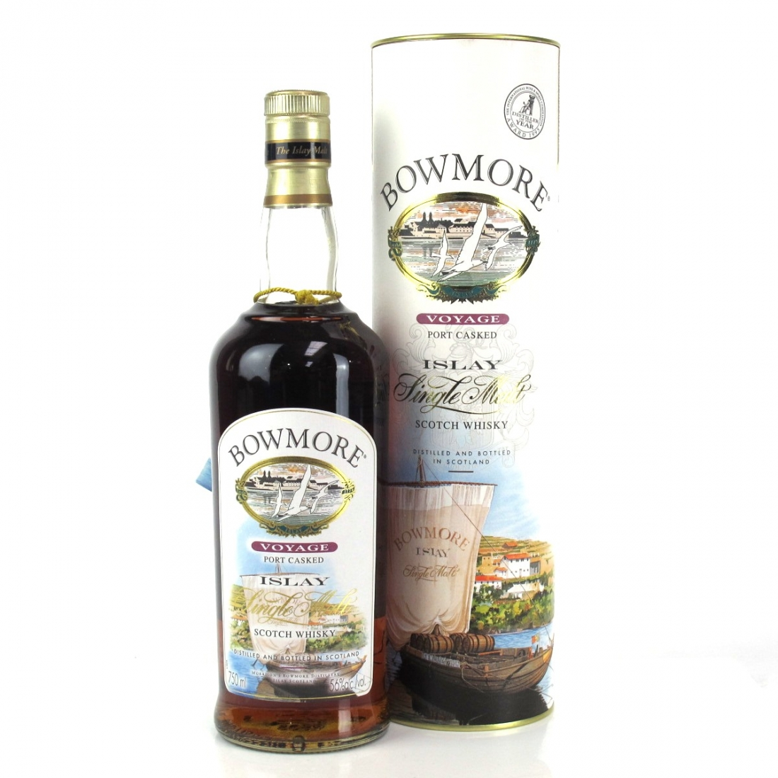 Bowmore Voyage Port Cask Limited Edition 75cl / US Import