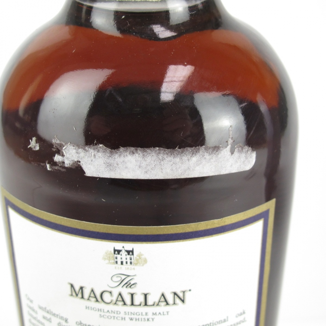 Macallan 18 Year Old 1991 75cl / US Import