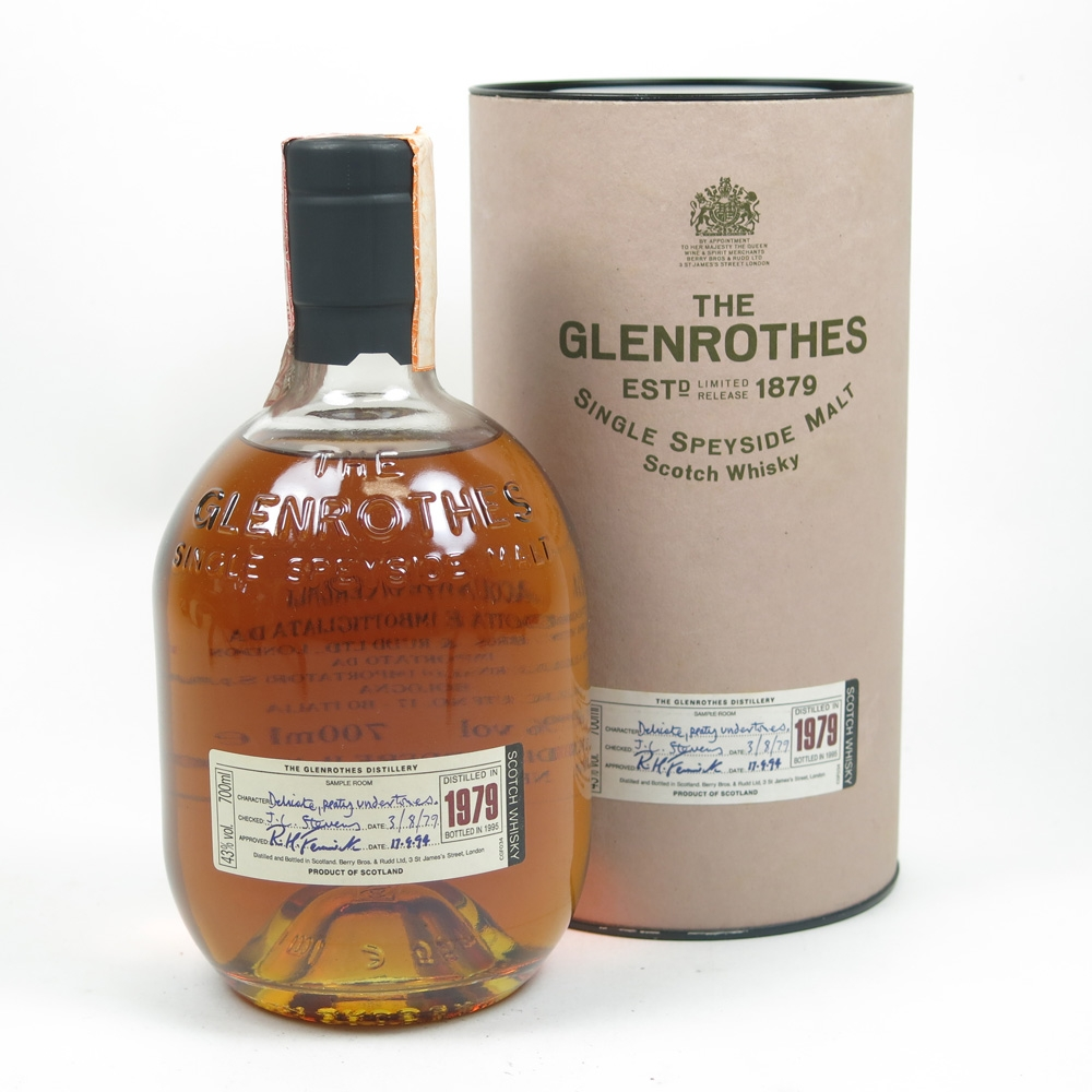 Glenrothes 1979 Front