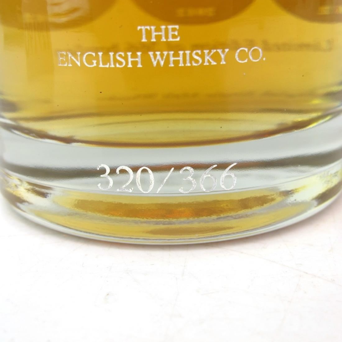 English Whisky Co English Gold 2012