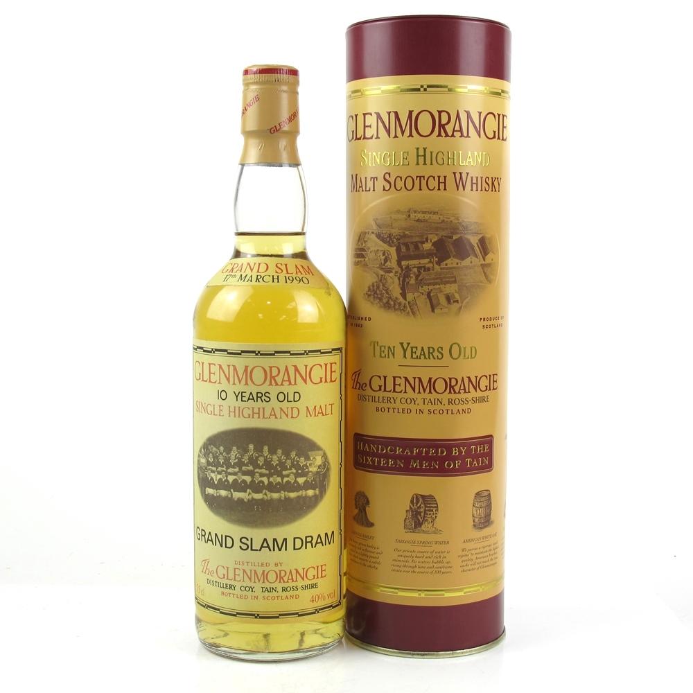 Glenmorangie Grand Slam Dram 10 Year Old
