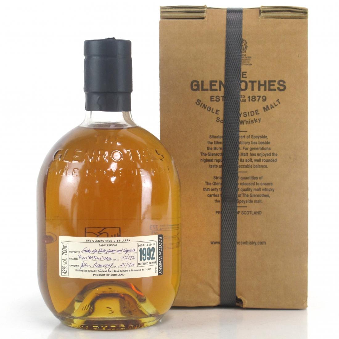 Glenrothes 1992