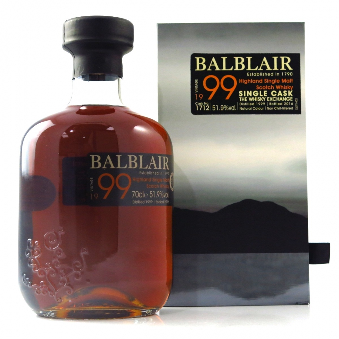 Balblair 1999 Single Cask #1712 / TWE Exclusive