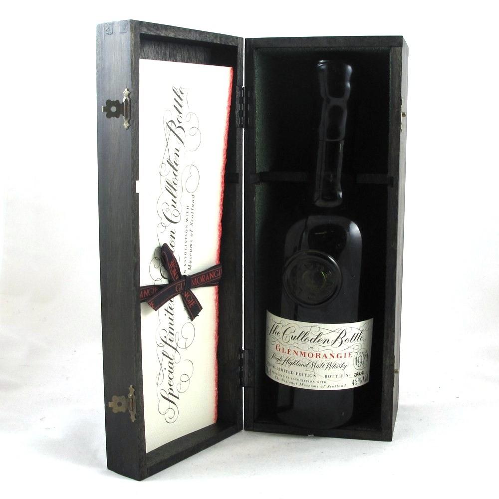 Glenmorangie 1971 [The Culloden Bottle] Front
