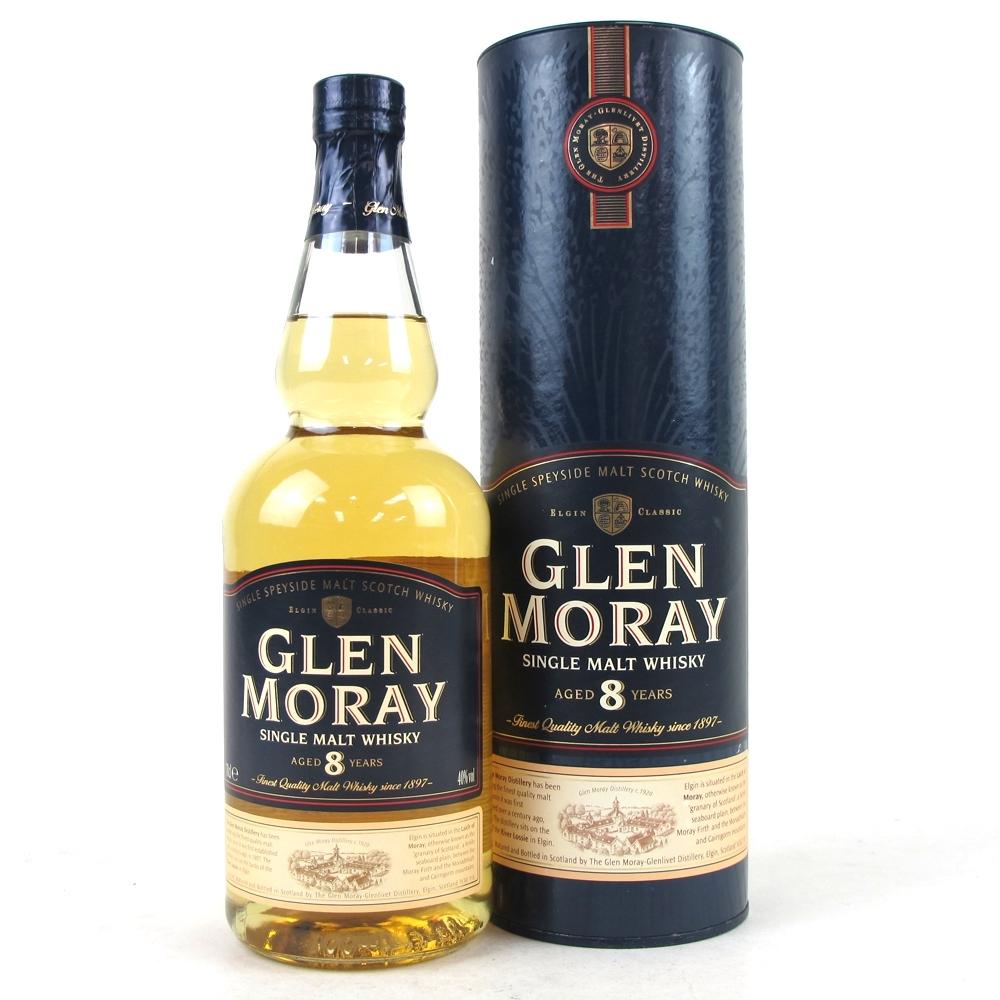 Glen Moray 8 Year Old