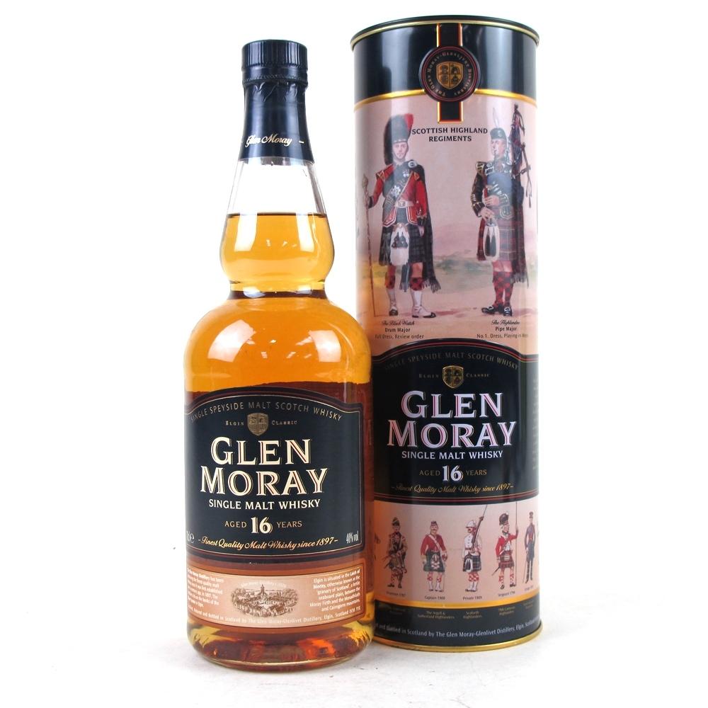 Glen Moray 16 Year Old
