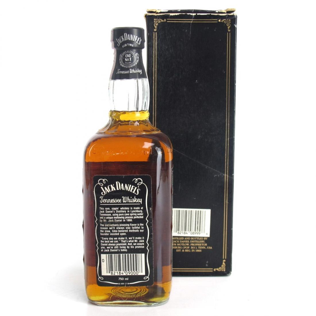 Jack Daniel's Old No.7 1980s