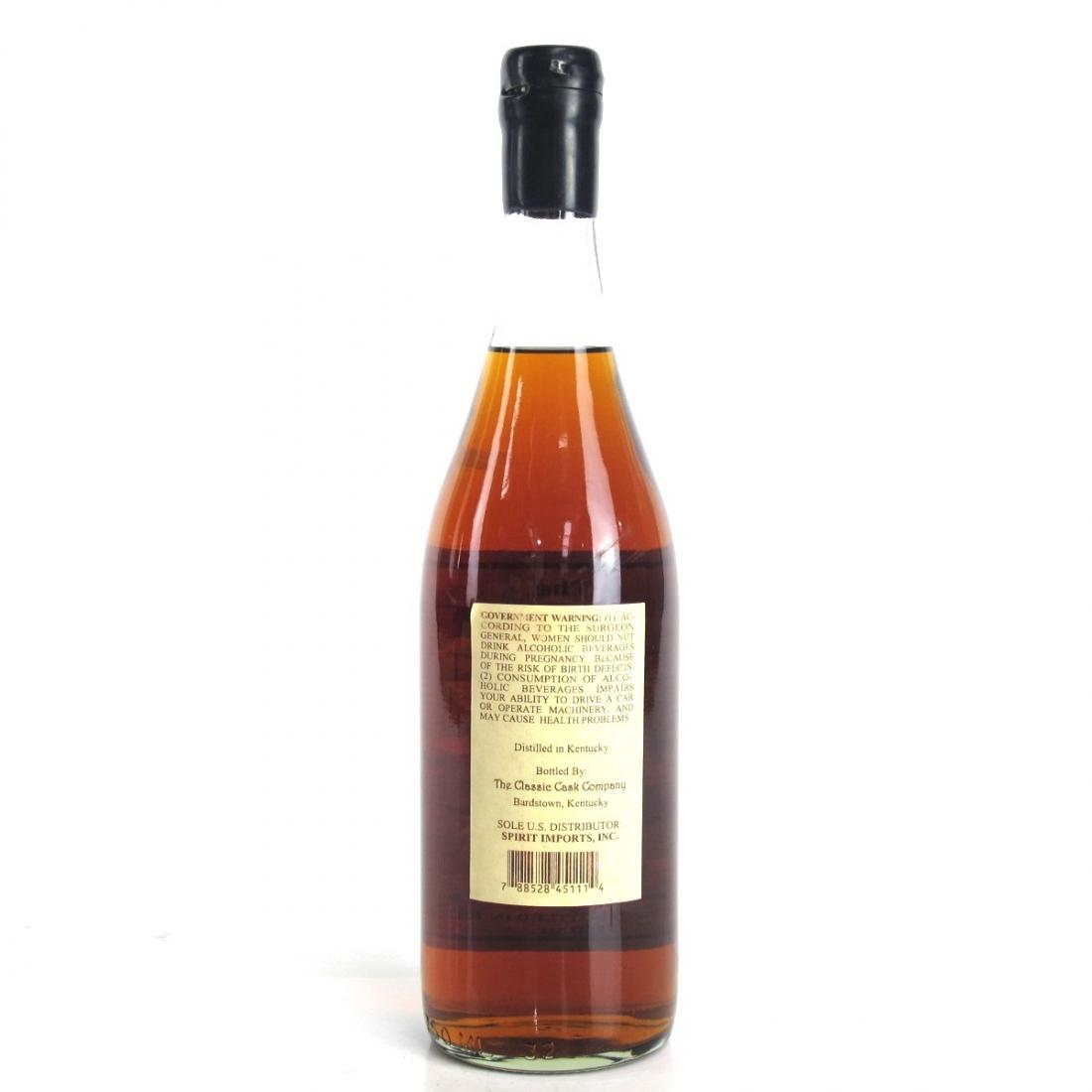 Classic Cask 1989 Single Batch 15 Year Old Kentucky Bourbon