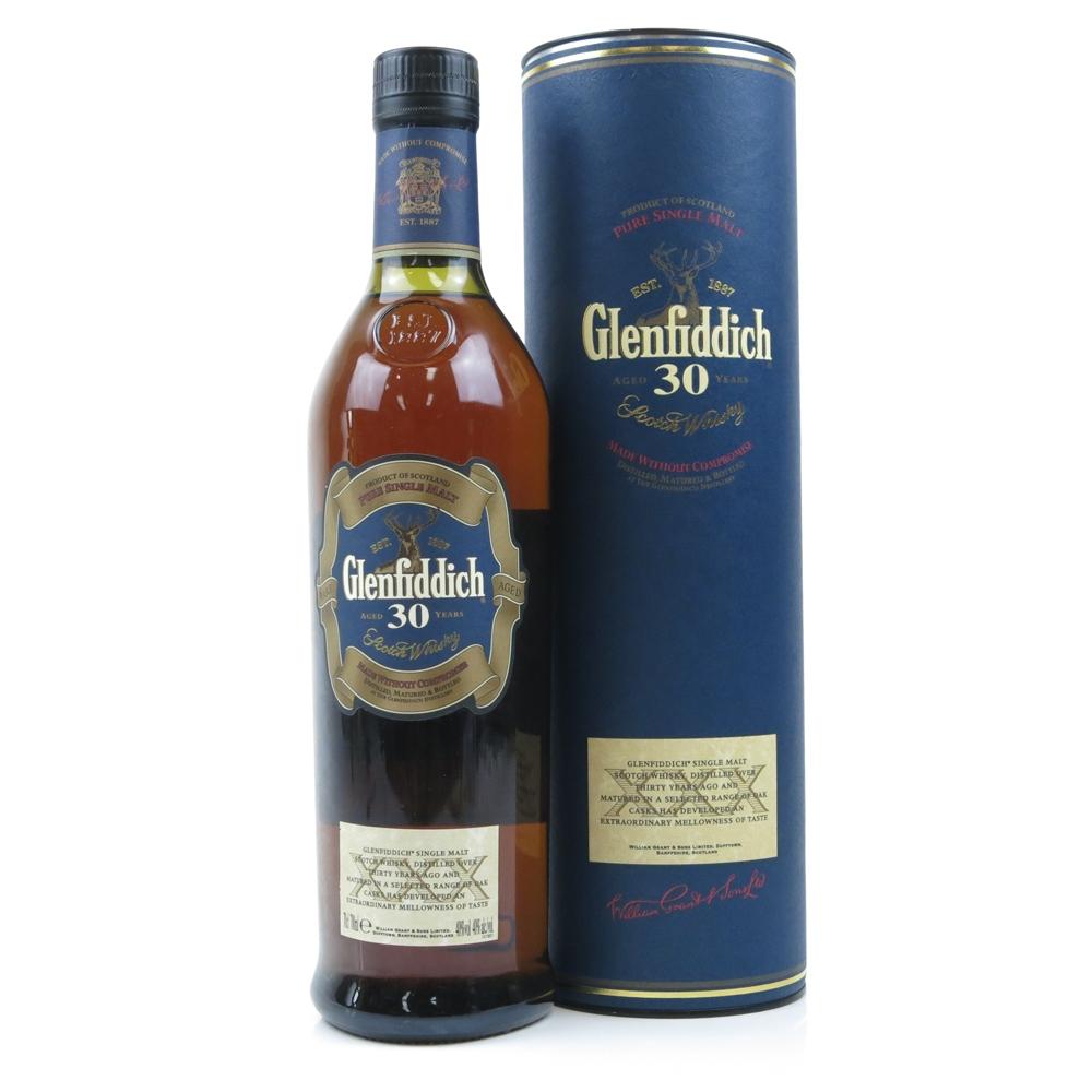 Glenfiddich 30 Year Old