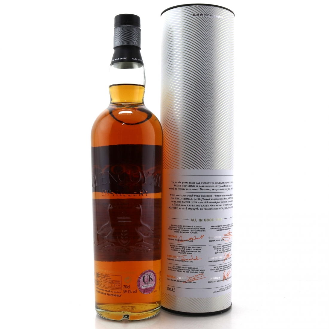 Glengoyne Cask Strength Batch #005