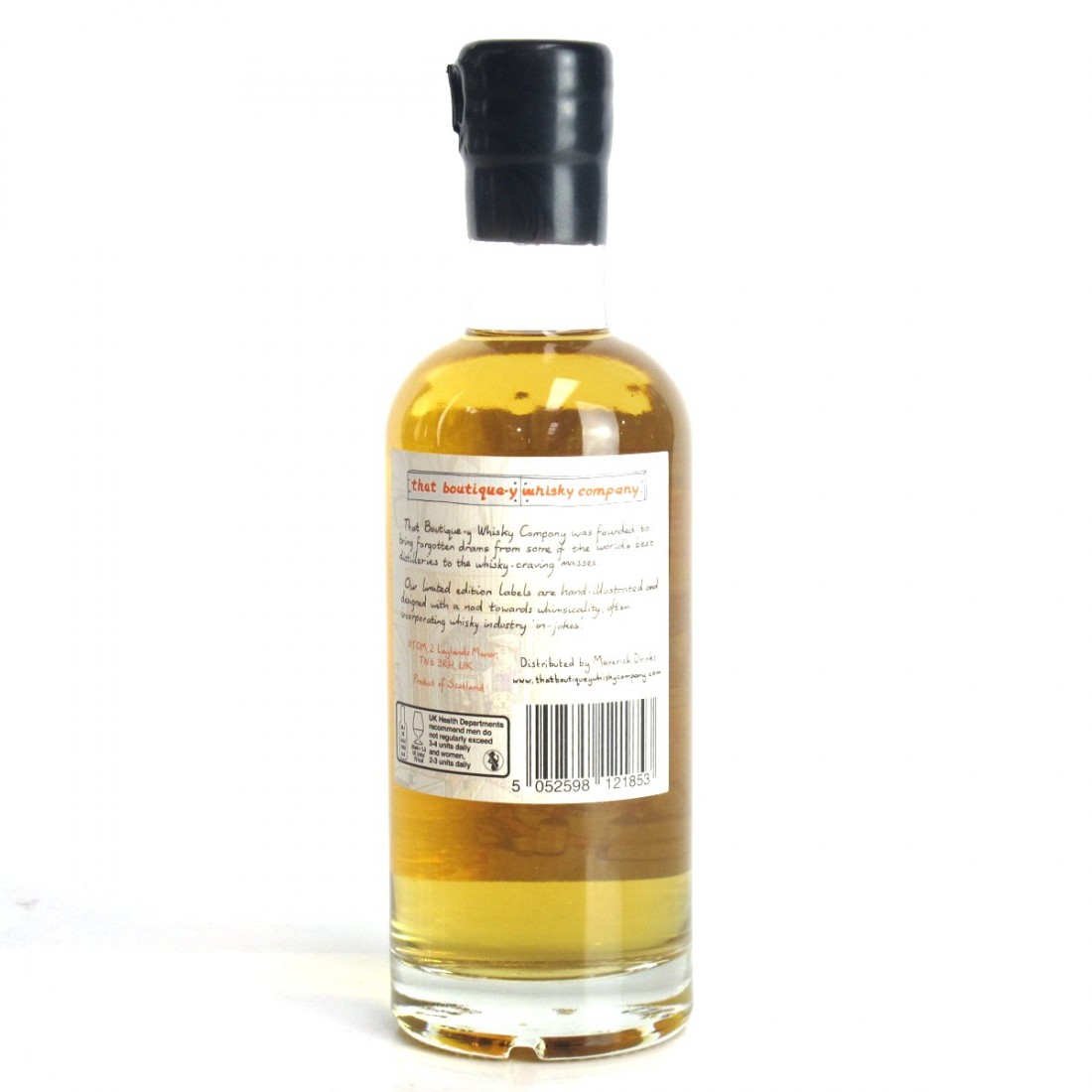 Bruichladdich That Boutique-y Whisky Company 15 Year Old Batch #7