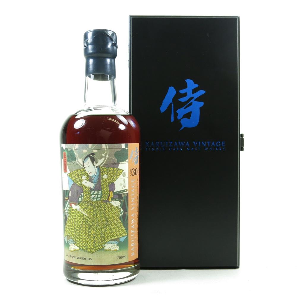 Karuizawa 1984 30 Year Old Cask Single Cask #3620 / Samurai