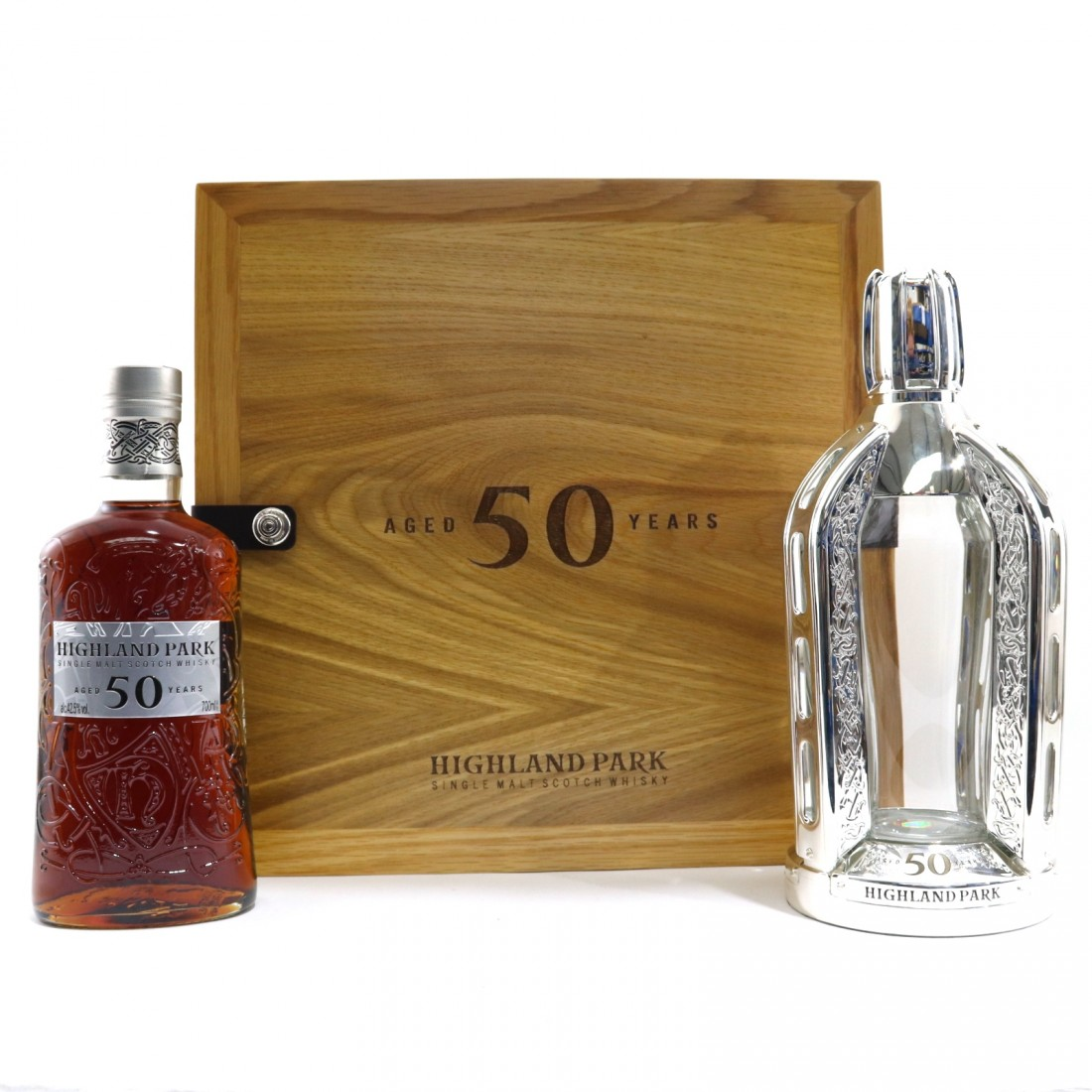 Highland Park 50 Year Old 2018 Release