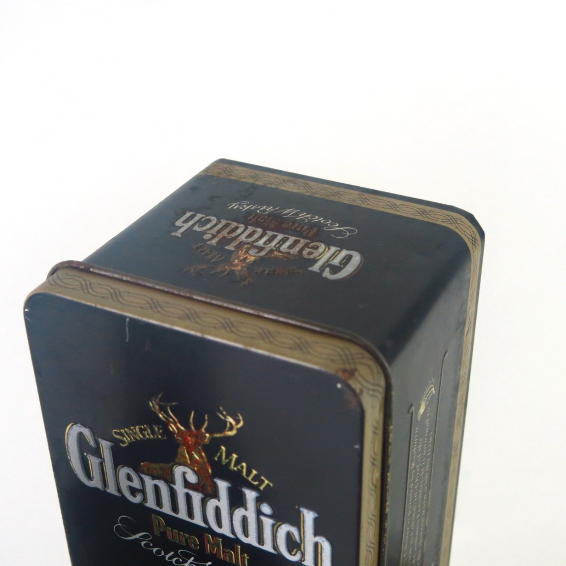 Glenfiddich Clans of the Highlands / Clan Sinclair Including Matching Miniature