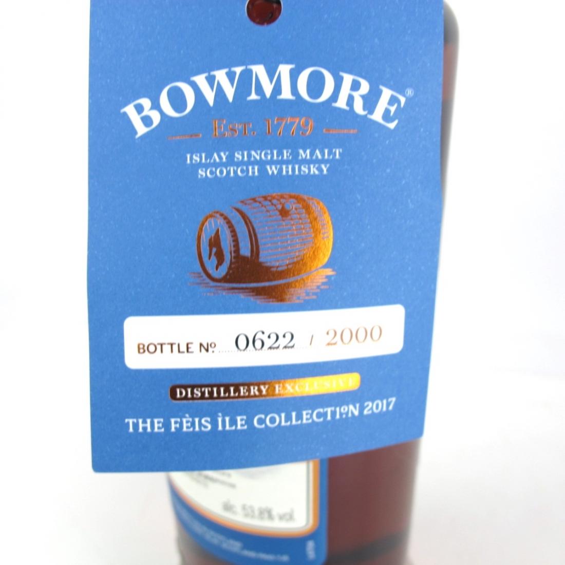 Bowmore 11 Year Old Feis Ile 2017