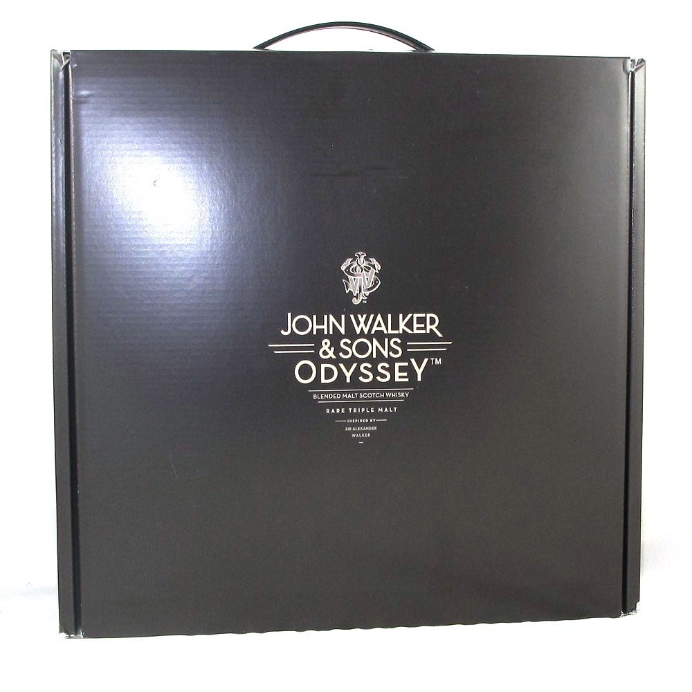 Johnnie Walker Odyssey Box