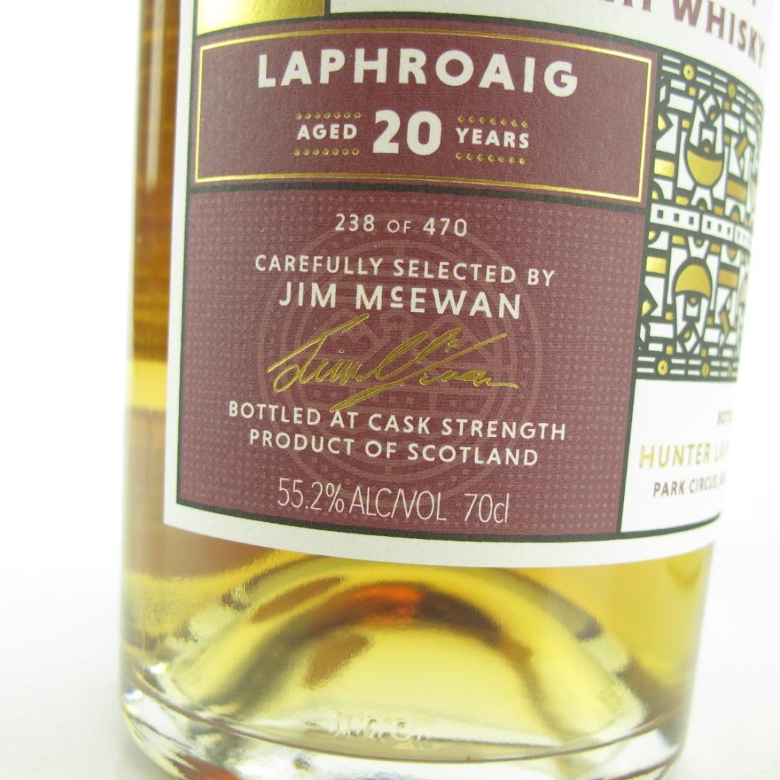 Laphroaig 20 Year Old Douglas Laing Kinship / Feis Ile 2018