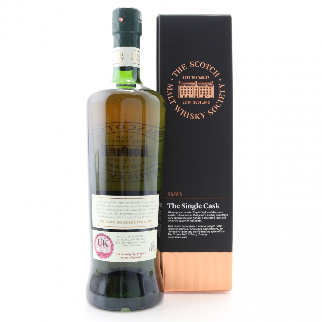 Glenrothes 1991 SMWS 24 Year Old 30.89