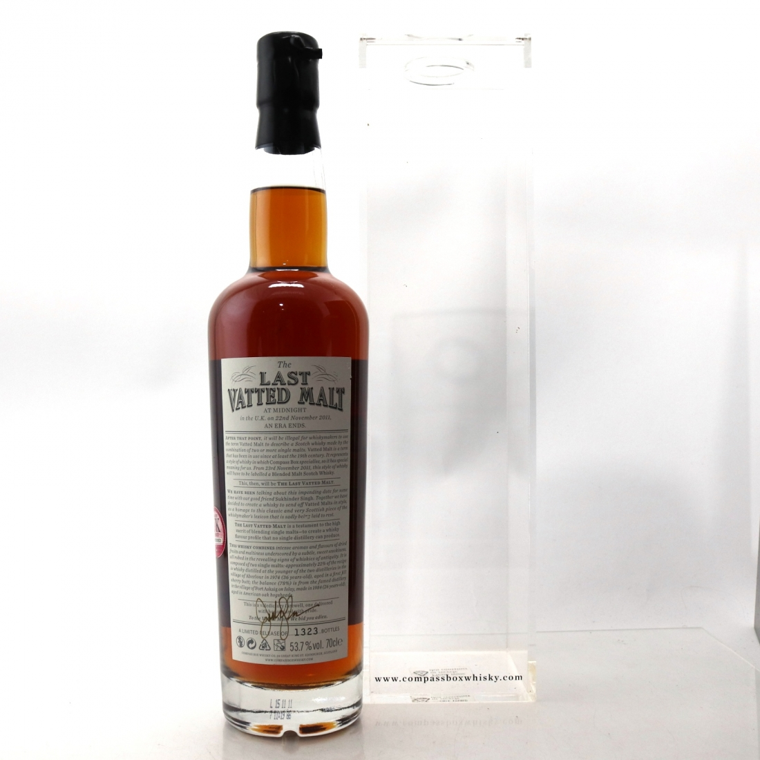 Compass Box Last Vatted Malt