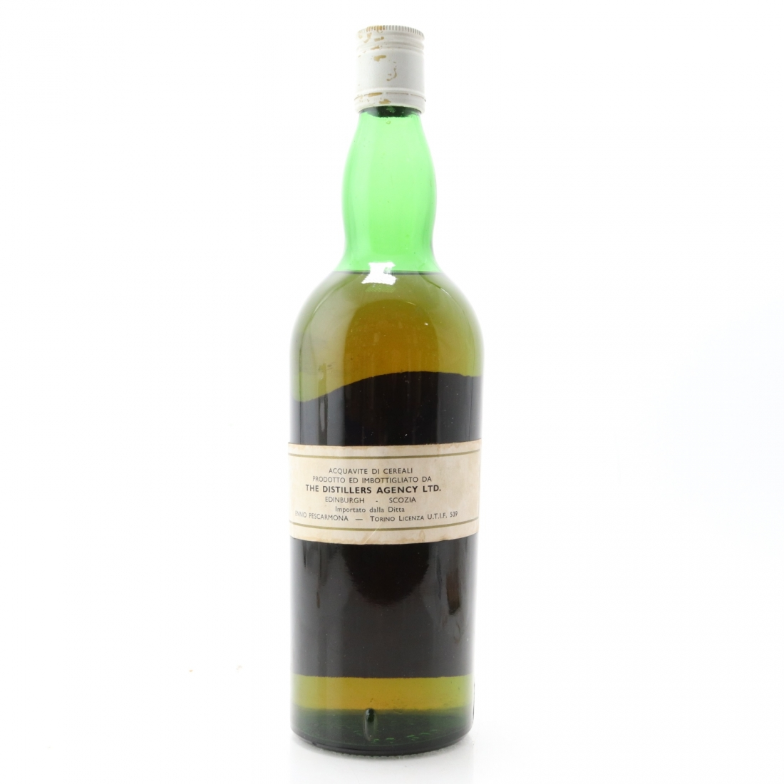 Talisker 12 Year Old 1970s