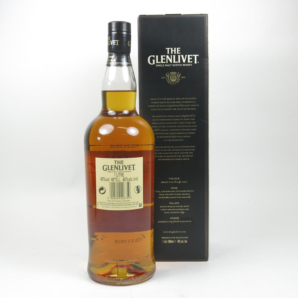 Glenlivet Master Distiller's Reserve 1 Litre