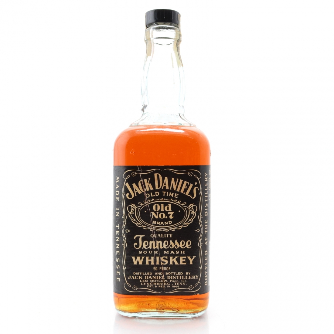 Jack Daniel's Old No.7 1970s
