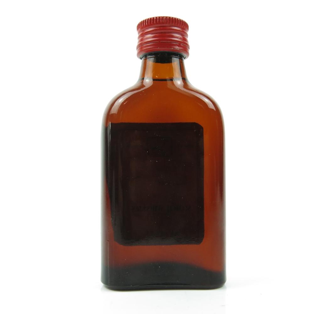 Talisker Fine Old Scotch Whiskies Miniature 1960s