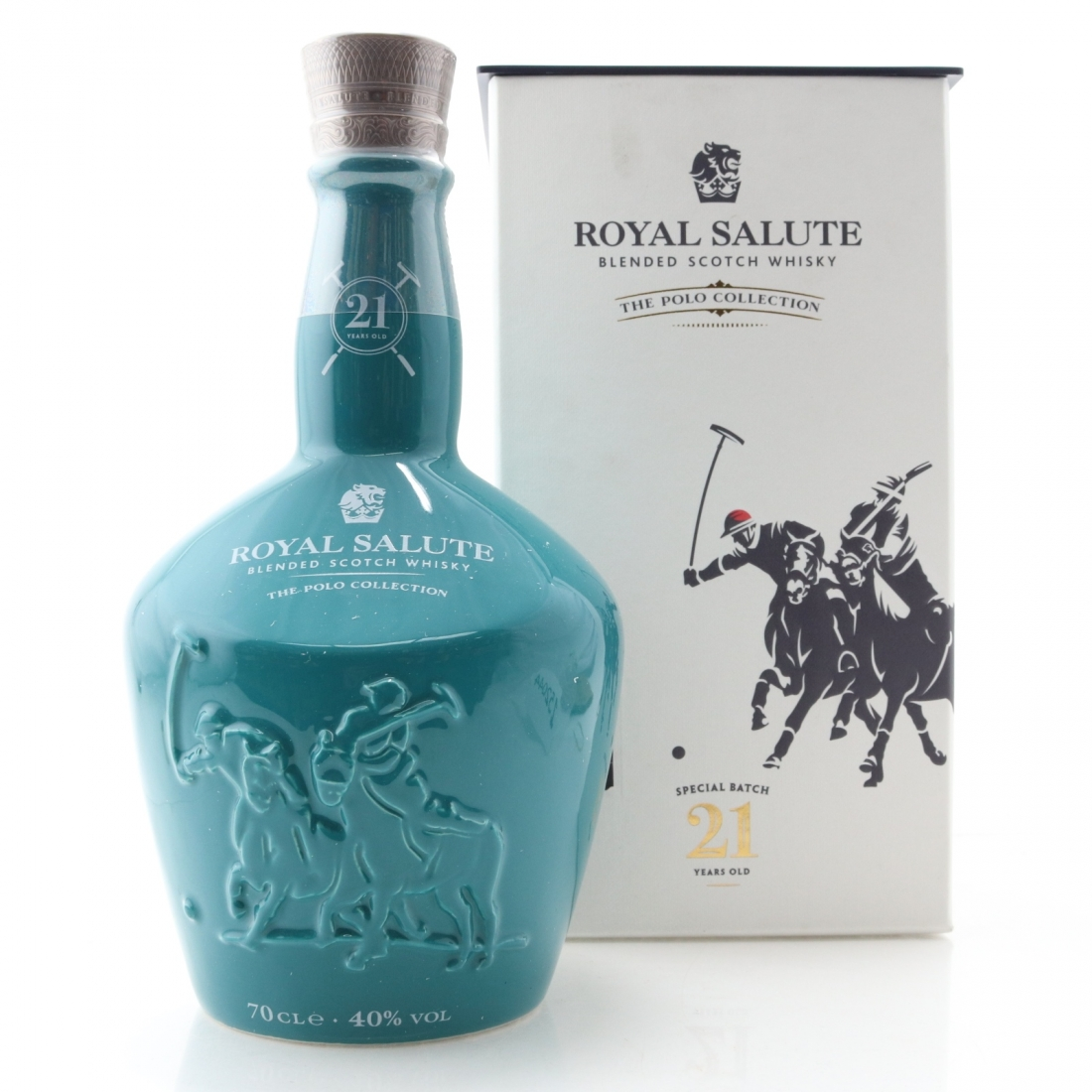 Chivas Regal 21 Year Old Royal Salute Polo Collection