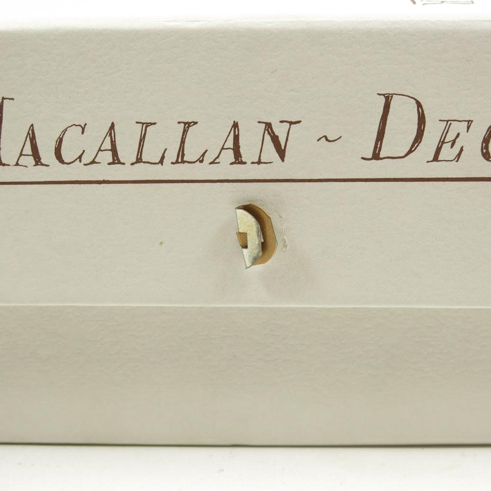 Macallan 1965 / The Macallan Decanter 25 Year Old Lift