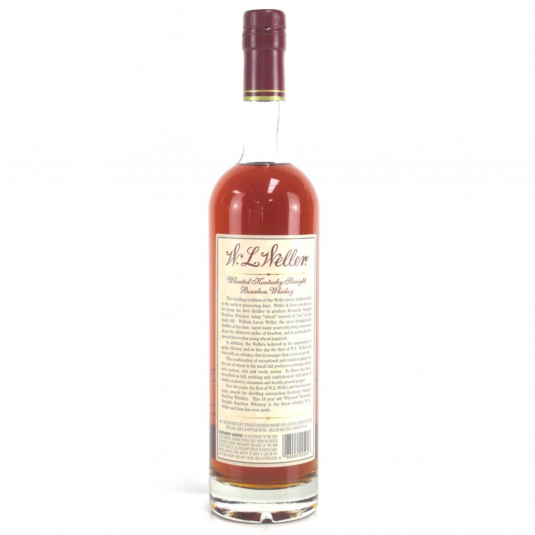 William L Weller 1982 19 Year Old / Bottled 2001