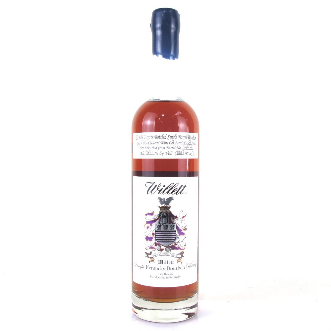 Willett Family Estate 8 Year Old Single Barrel Bourbon #494 / Binnys Beverage Depot